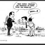 """Ravalomanana en noir dit à Rajoelina """"Allons d'abord sauver le peuple … car nous ne sommes pas en bataille !"""""""