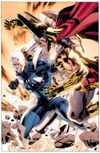 Adam : The Blue Marvel