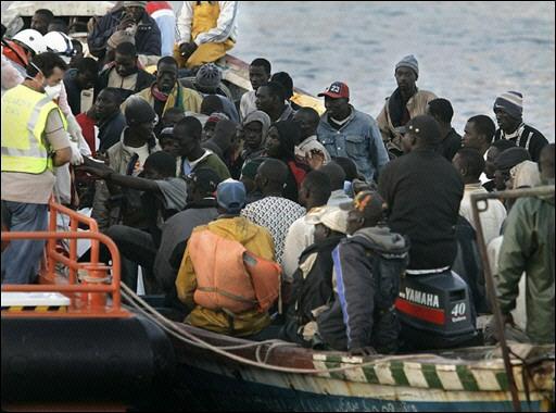 immigres clandestins