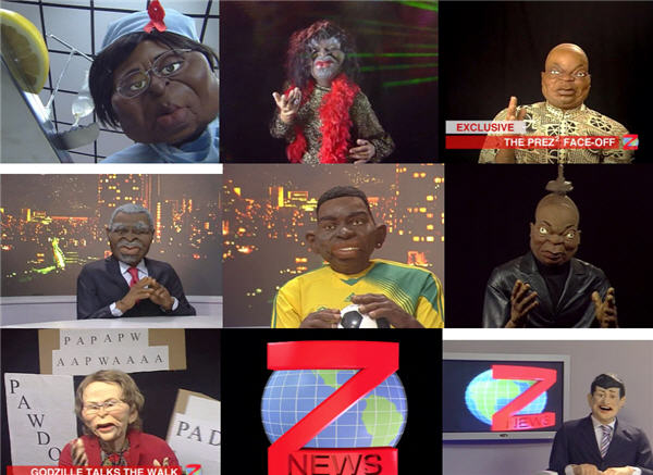 Les marionnetes du Z-news
