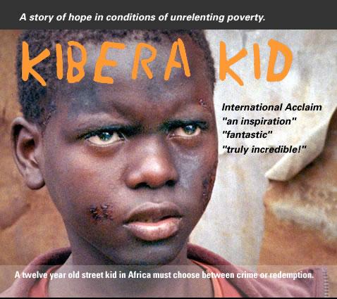 Kibera Kid poster