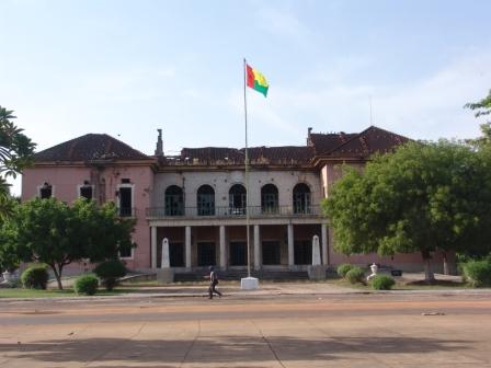 palais presidentiel guinee bissau