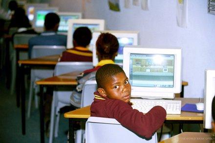 ordinateur en afrique