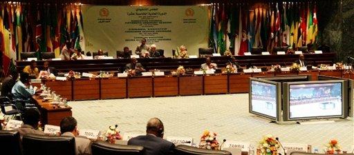 Les ministres des affaires étrangères à Syrte