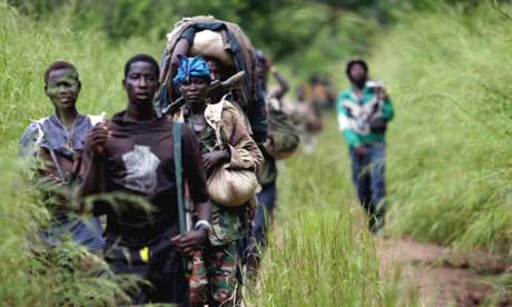 Abducted by the LRA