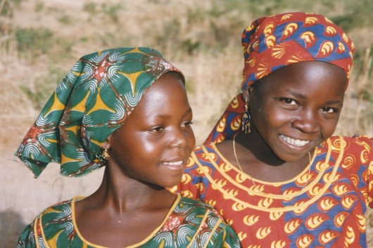 young-african-girls