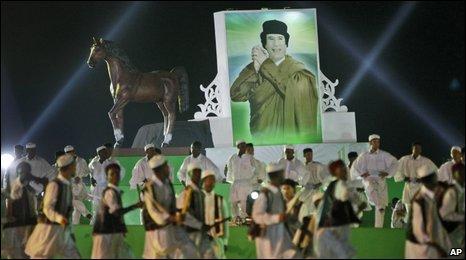 Kadafi40years