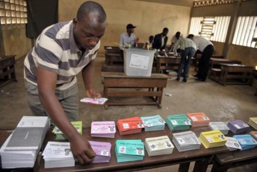 gabon bureau vote
