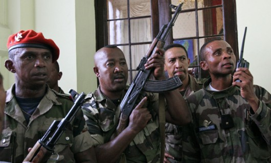 MADAGASCAR-POLITICAL-CRISIS