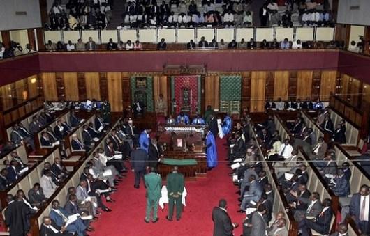 Le parlement kenyan