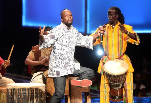 Wyclef L'Africain