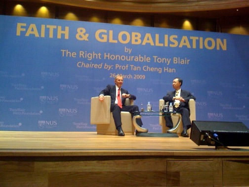 blair-faith foundation