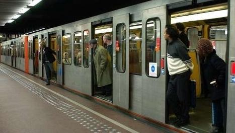metro bruxellois