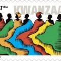Timbre américain célébrant Kwanzaa