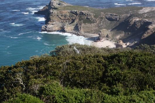 Cap de la Bonne Espérance vu de Cape Point