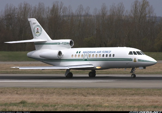 nigeria air force